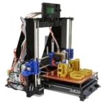 Ridgeyard 3-D-Drucker DIY Full Kit mit MK8 Extruder