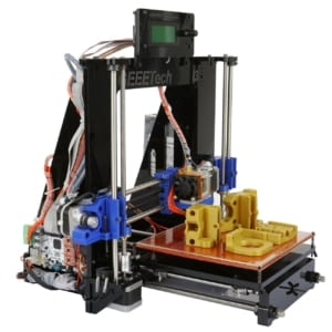 Ridgeyard 3-D-Drucker DIY Full Kit mit MK8 Extruder