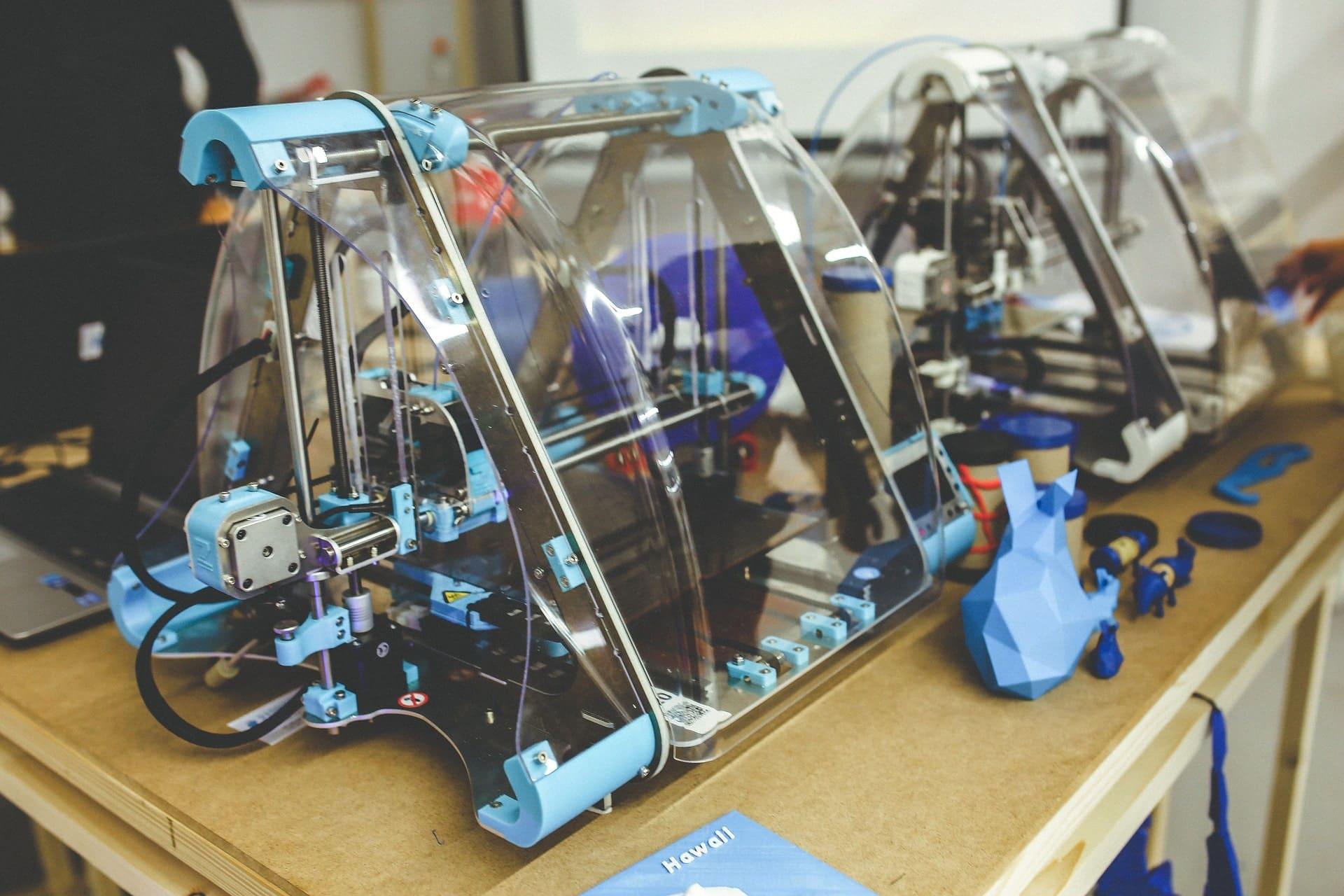 3D Drucker für Küchentools